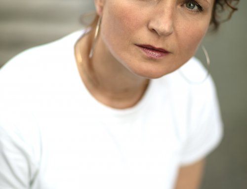 Andrea J. Rohac  in Snapchat-Serie Iam.serafina (BR)