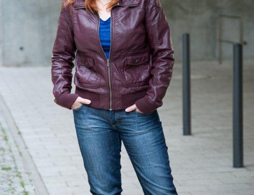 Dürfen wir vorstellen: Polizeiobermeisterin Lena Völkl