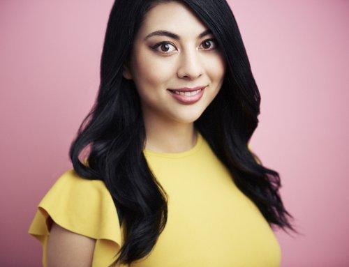 Maya Jasmin ist Soap Opera Star Katja
