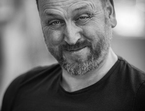 Stefan Pfau dreht Hubert ohne Staller