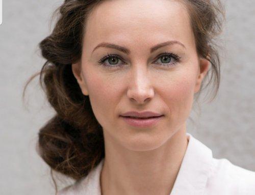 Lilly Schell als Anwältin