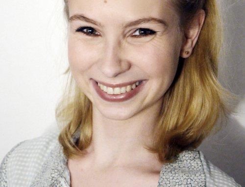 Am Set: Unsere Nachwuchsperle Hannah Moreth!