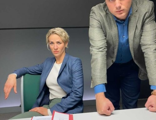 Abgedreht – Marija Kovco in Hauptrolle!!!